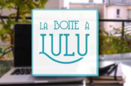 Logo & Site Internet : La Boite à Lulu