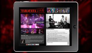 Taratata Application