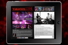 Taratata Application