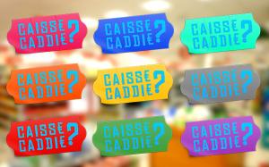 Caisse Caddie