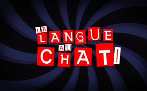 La Langue Au Chat
