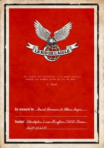 1969 Le Nid de l'Aigle