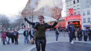 Happy from Montmartre