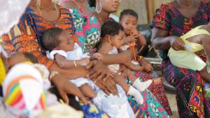 Togo, défi humanitaire Anem