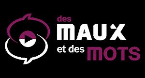 Des Maux & Des Mots Logo