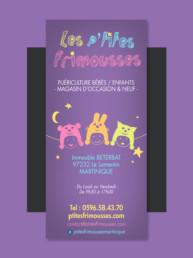 Les P'tites Frimousses Flyer