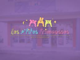 Les P'tites Frimousses Logo