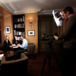 Interview Des Maux & Des Mots