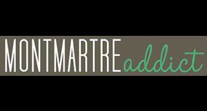 Montmartre-Addict Logo
