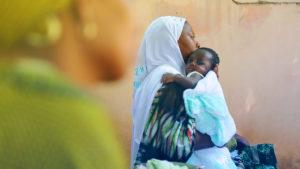 Togo, défi humanitaire