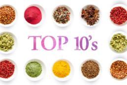 Des Maux & Des Mots - Top 10
